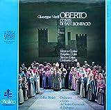 Verdi: OBERTO - Conte di San Bonifacio (Registrazione dal vivo. Prima Registrazione Mondiale) [Vinyl Schallplatte] [3 LP Box-Set]
