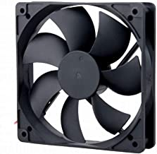 GDSTIME 120mm Fan Dual Ball Bearings 120mm x 25mm 24V Brushless Cooling Fan