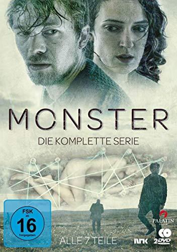 Monster - Die komplette Serie [2 DVDs]