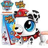 Paw Patrol Toys Marshall Build a Bot Robots for Kids - Toys for Kids STEM Toys for Boys and Learning Toys Paw Patrol Marshall Educational Toys for Kids 5-7 Makes a Great Xmas Ages 3-10