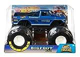 Hot Wheels Monster Trucks Juguete, Color Azul (Surtido) - (Mattel GBV32)