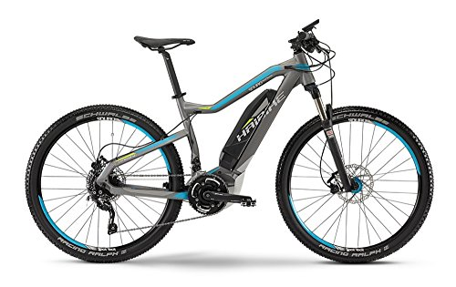 Haibike SDURO HardSeven RC E-Mountainbike 27,5 Zoll 400Wh 20-G RH 50 2015