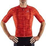 CASTELLI Climber's 3.0 SL JRS Camiseta, Fiery Red, XL para Hombre