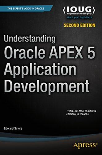 Understanding Oracle APEX 5 Application Development (English Edition)