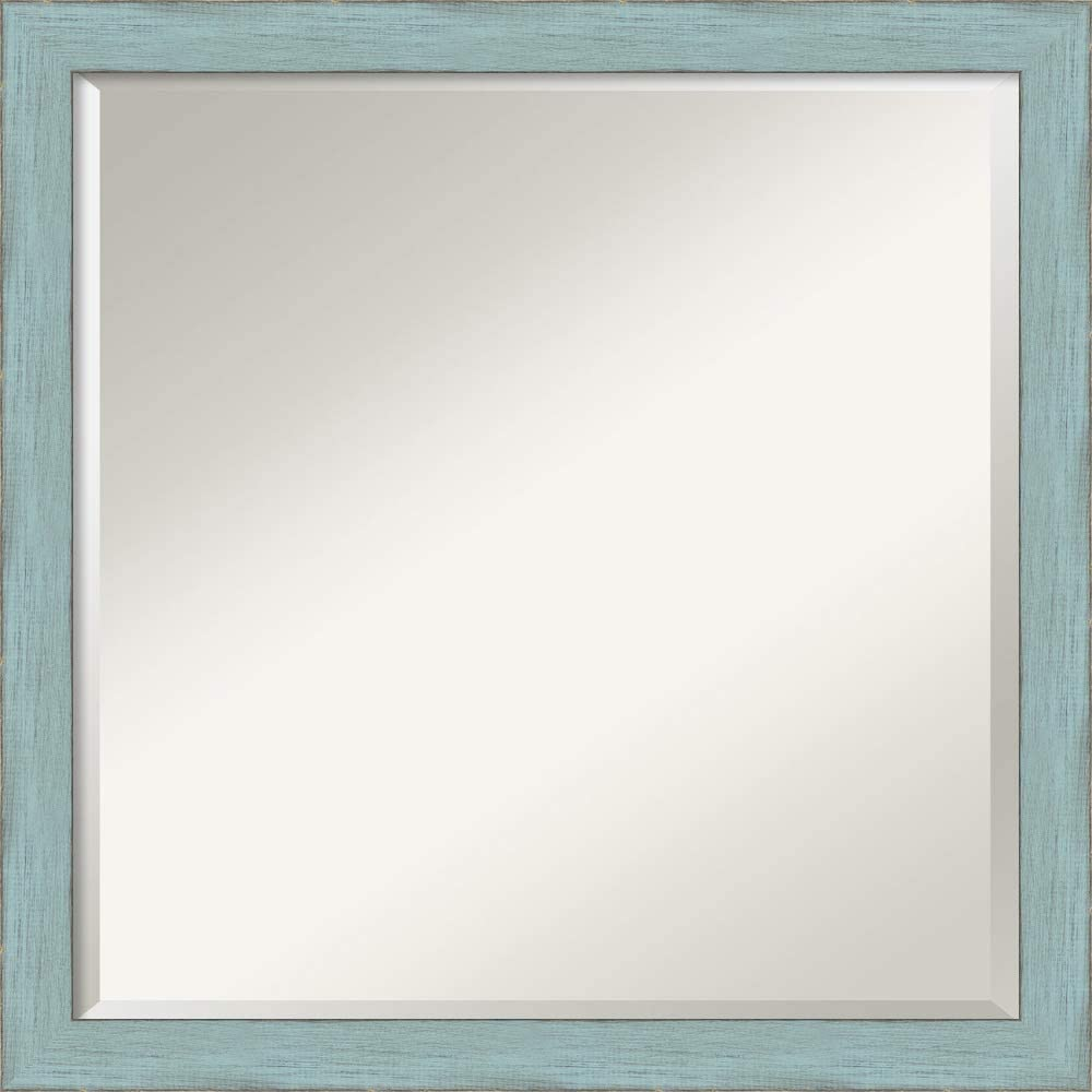 Amanti Art Framed Mirrors Super Large special price !! Special SALE held for Blue Mirror Rustic Wall Sky