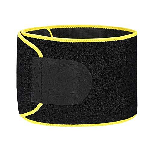 WEATLY Cinturón de cintura Trainer - ajustable del vientre de la cintura Trimmer quemador...