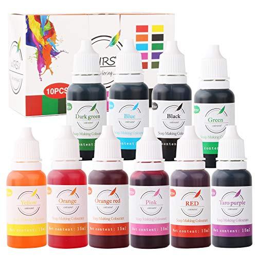 WIRSV Pigment Liquide Set
