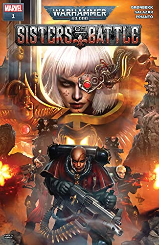 Warhammer 40,000: Sisters Of Battle (2021) #1 (of 5) (English Edition)