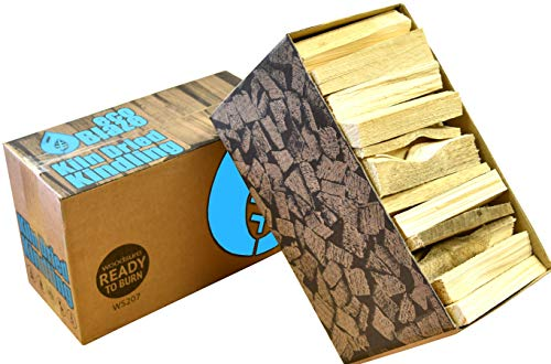 EcoBlaze, legnetti essiccati in forno per accendere fuochi, circa 120 legnetti