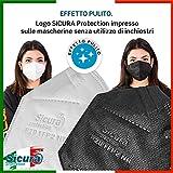 Immagine 2 50 mascherine ffp2 certificate ce