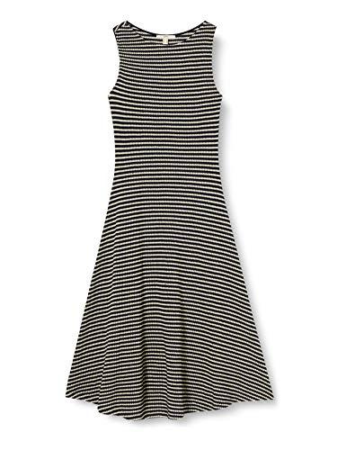 Esprit 040ee1e301 Vestido, 400/Navy, XXL para Mujer