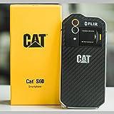 New CAT S60 FLIR Thermal Camera 3+32GB Dual SIM Waterproof Unlocked 4G LTE [並行輸入品]