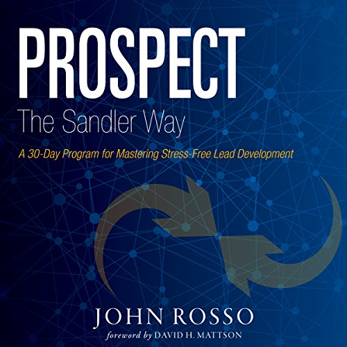 Prospect the Sandler Way audiobook cover art