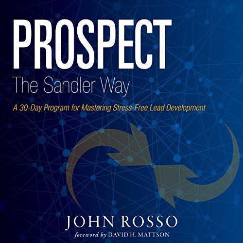 Prospect the Sandler Way cover art