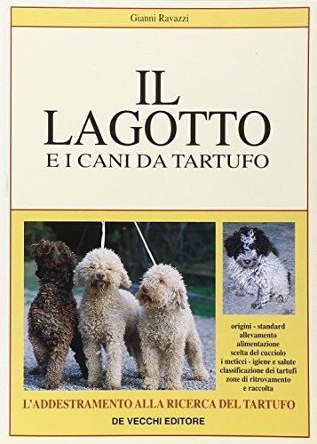 Il lagotto e i cani da tartufo