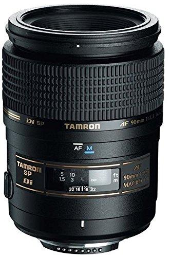 Tamron AF 90mm f/2.8 Di SP AF/MF 1:1 Macro Lens for Nikon Digital SLR Cameras