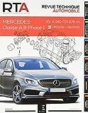 E.T.A.I - Revue Technique Automobile 811 MERCEDES CLASSE A III PHASE 1 - 2012 à 2015