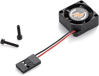 HobbyWing HWI30860500 2008 sh 5V Fan, for XR10 Pro Stock Spec Esc's, Brown