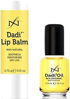 Duo Pack - Dadi' Lip Balm + Dadi'Oil Cuticle Oil 3.75ml