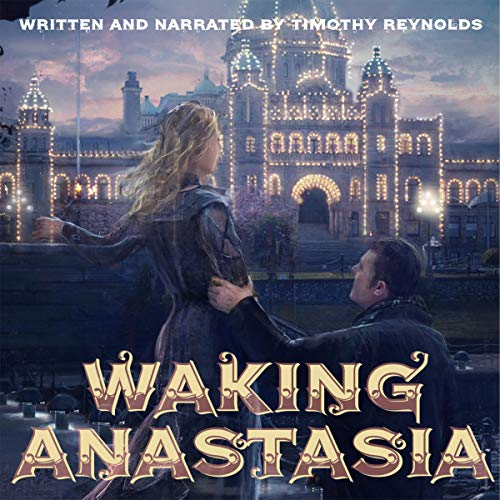 Waking Anastasia audiobook cover art