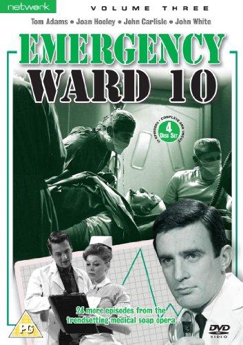 Emergency Ward 10 Vol.3 [DVD]