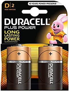 Duracell Battery For Flashlights 1.5-2 Ampere - 5000394105461