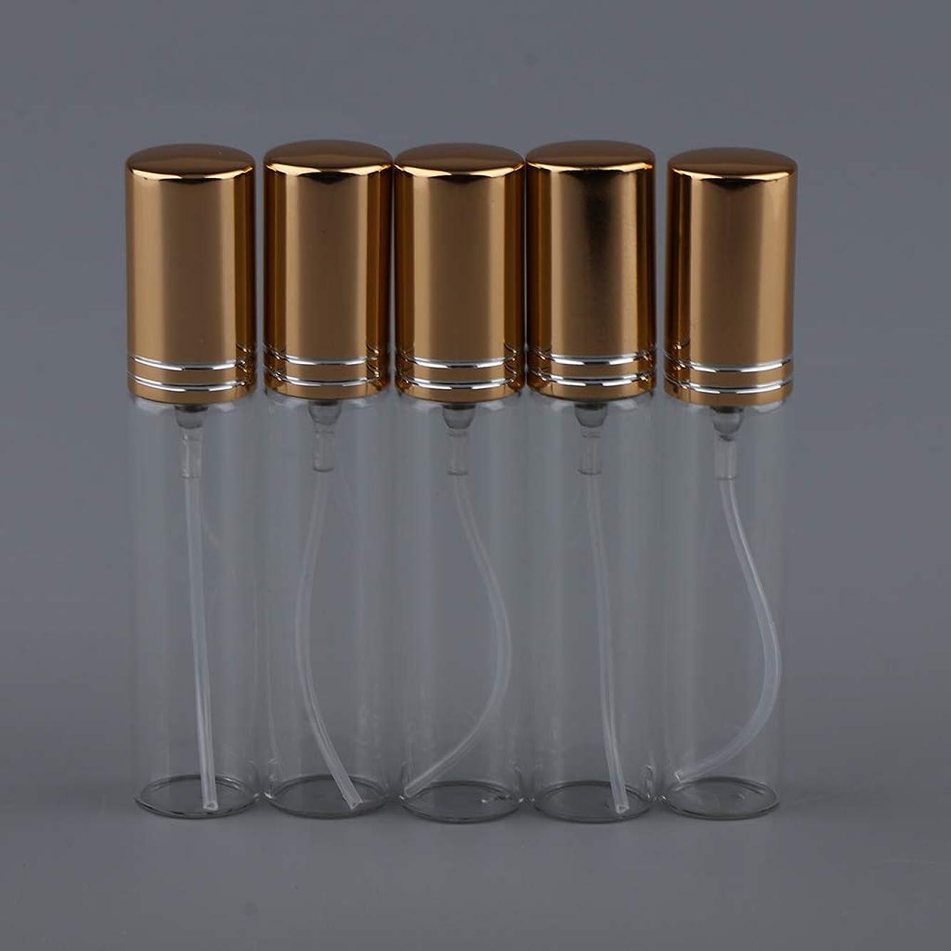 遡る整然としたキリマンジャロB Blesiya 全10個 10ミリリットル 詰め替え式 空のボトル 香水瓶 サンプルボトル