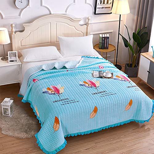 Bedspreads beddenspreien, kristallen samt-laken, warme en comfortabele dubbele zamt, kunnen als dekbedden, spreien en babykruipmatten worden gebruikt.