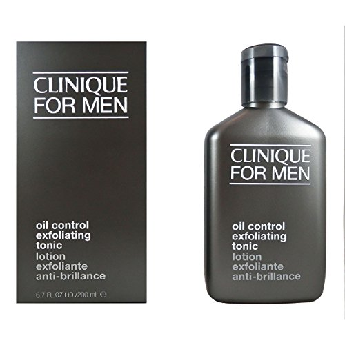 Clinique For Men homme/men, Oil Control Exfoliating Tonic, 200 ml