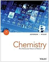 Best jespersen chemistry the molecular nature of matter Reviews