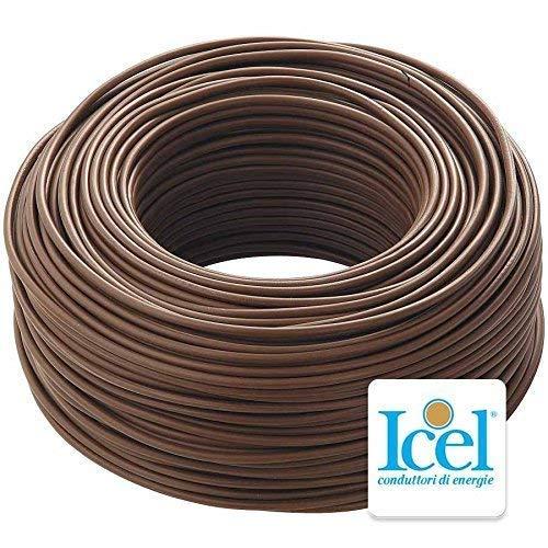 Cable Icel FS18 eléctrico multipolar aislante para instalaciones eléctricas y de tubería,...