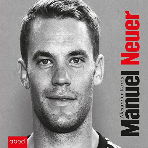 Manuel Neuer audiobook cover art