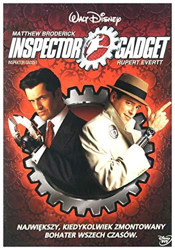 Inspector Gadget [DVD] [Region 2] (IMPORT) (Keine deutsche Version)