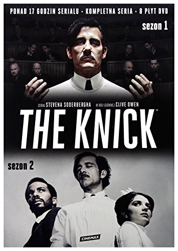 The Knick Season 1-2 [8DVD] (IMPORT) (Keine deutsche Version)