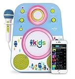 Singing Machine SMK250BG Bluetooth Sing Along Karaoke Machine