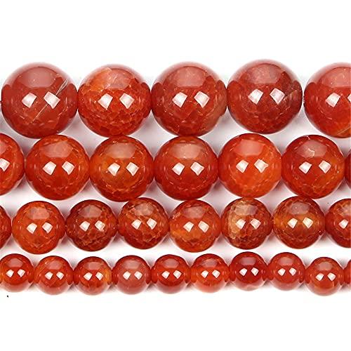 8mm redondo suelto turquesa joyería haciendo granos de piedra natural lapislázuli para DIY pulsera collares 48 piezas H8177 10mm aproximadamente 38pcs