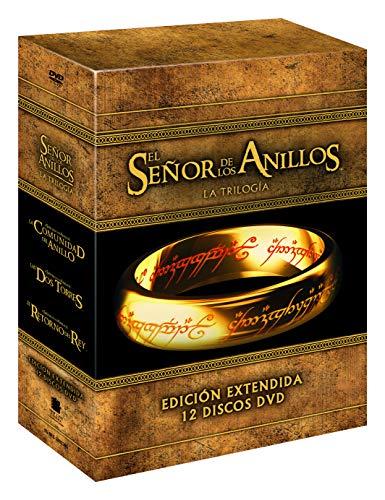 Trilogía El Señor De Los Anillos Extendida [DVD]