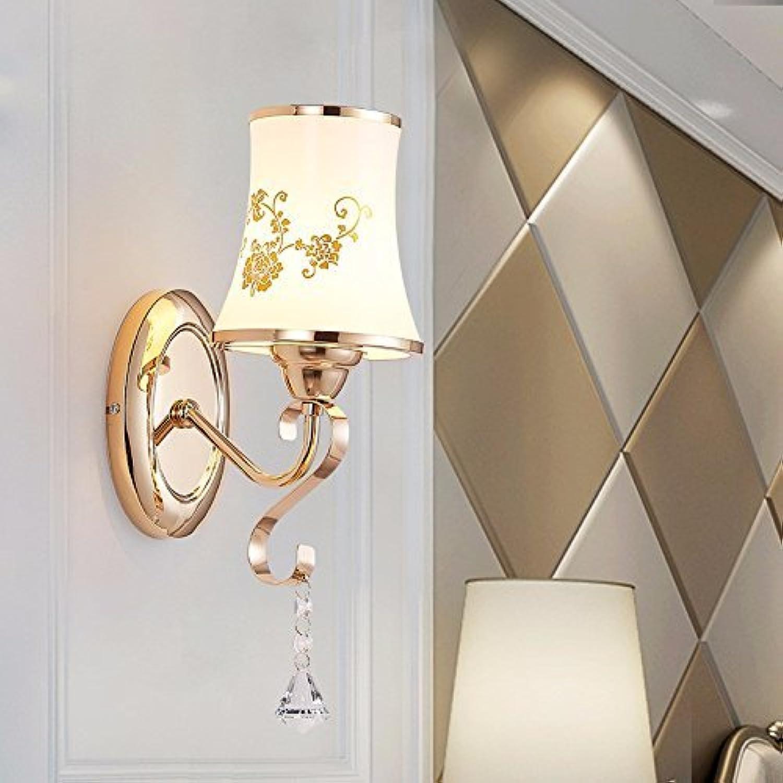 Amerikanische Wandleuchten moderne Nachttischlampe Schlafzimmer Schlafzimmer von therate Kreative minimalistischen lounge Durchgnge, Treppen LED Wandleuchte
