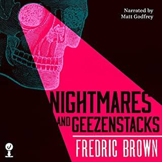 Nightmares and Geezenstacks cover art