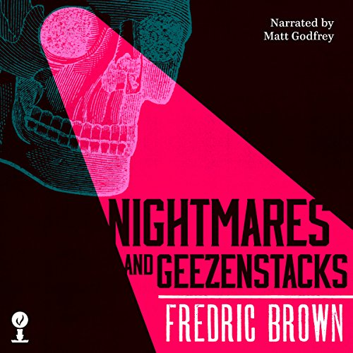 Page de couverture de Nightmares and Geezenstacks