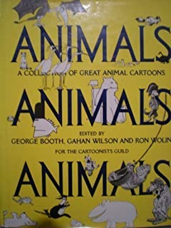 Animals Animals Animals: A Collection of Great Animal Cartoons