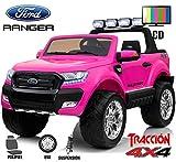 BC Babycoches-Coche electrico 12 V para niños Ford Ranger WILDTRACK 4X4,...
