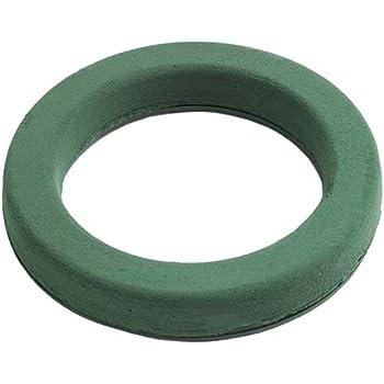 Oasis Floral Wet Foam Ring Holder 12-in (Pack of 2)