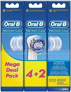 Oral-B 欧乐B精确清洁电动牙刷刷头 6 unités