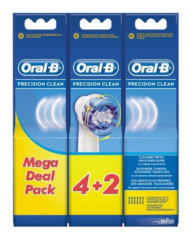 Oral-B Precision Clean - Cabezal (Multi)