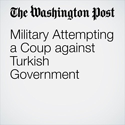Military Attempting a Coup against Turkish Government  cover art