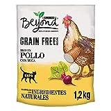 Purina Beyond Grain Free pienso Natural para Gato con Pollo 6 x 1,2 Kg - 1...