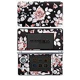 DeinDesign Skin kompatibel mit Nintendo 3 DS Folie Sticker Rose Blume Pattern