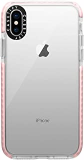 CASETiFY Impact Case, Military-Grade Dual-Layer Shockproof Protective Case for iPhones, iPhone Xs, Pink