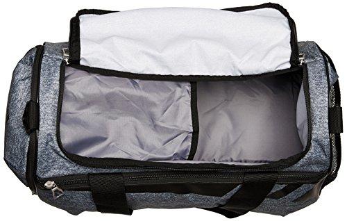 adidas Unisex Team Issue Small Duffel Bag, Onix Jersey/Black, ONE SIZE